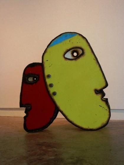 John Martini, Sandler Hudson Gallery, 2012
